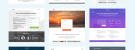 Sample Unbounce Landing Page Templates